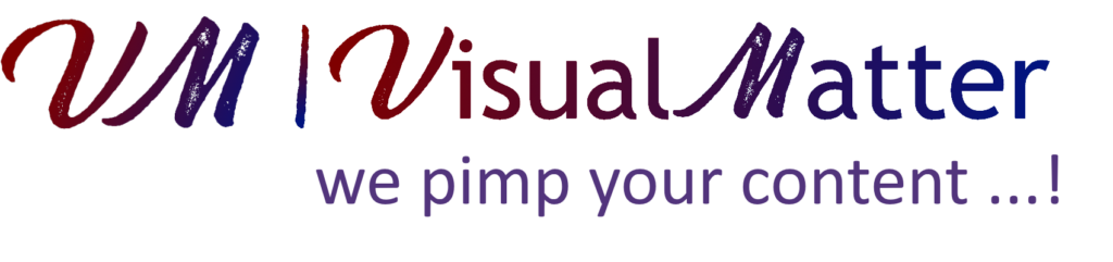 Visual-Matter.com We pimp your content
