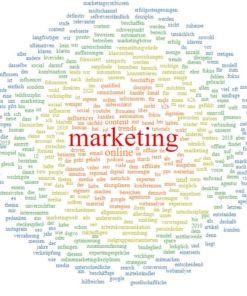 DistanceCloud zum Suchbegriff online marketing trends